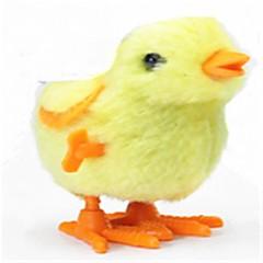 お買い得  ゼンマイ式おもちゃ-おもちゃ チキン・ひよこ アニマル 動物 小品 男の子 女の子 ギフト