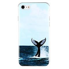 Кейс для Назначение Apple iPhone 7 iPhone 7 Plus Защита от удара Задняя крышка Пейзаж Твердый PC для iPhone 7 Plus iPhone 7 iPhone 6s