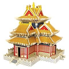 DHZ-kit 3D-puzzels Legpuzzel Logica & Puzzelspeelgoed Speeltjes Huis Dieren 3D Huizen Mode Kinderen Hot Sale Klassiek Mode Nieuw Design 1