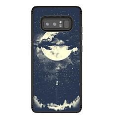 Недорогие Чехлы и кейсы для Galaxy Note Edge-Кейс для Назначение С узором Задняя крышка Цвет неба Мягкий TPU для Note 8 Note 5 Edge Note 5 Note 4 Note 3 Lite Note 3 Note 2 Note Edge