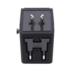 플러그 변환기 해외 여행 다기능 플러그 컨버터 USB 범용 충전 스위치 소켓