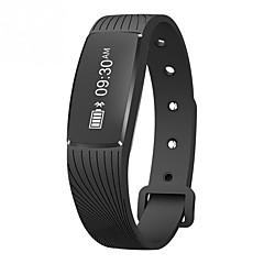 Χαμηλού Κόστους Έξυπνα ρολόγια-d08a έξυπνο βραχιόλι καρδιακός ρυθμός ύπνος ρολόγια πίεσης αίματος fitness tracker bluetooth ip67 αδιάβροχο έξυπνο συγκρότημα βραχιολάκι
