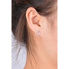 preiswerte Ohrringe-Damen Ohrstecker - Modisch Gold / Silber Für Alltag / Normal