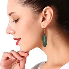 olcso Fülbevalók-Női Függők Francia kapcsos fülbevalók Vintage elegáns Ötvözet Toll Ékszerek Kompatibilitás Napi Fesztivál