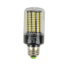 preiswerte LED-Birnen-1pc 12 W 1180 lm E26 / E27 LED Mais-Birnen T 132 LED-Perlen SMD 5736 Dekorativ Warmes Weiß / Kühles Weiß 85-265 V / RoHs