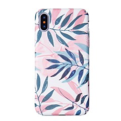 billige iPhone-etuier-Etui Til Apple iPhone X iPhone 8 Mønster Bagcover Træ Hårdt PC for iPhone X iPhone 8 Plus iPhone 8 iPhone 7 Plus iPhone 7 iPhone 6s Plus