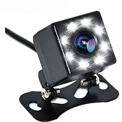 Недорогие Камеры заднего вида для авто-ziqiao zhs-012 автомобиль камера заднего вида аудио и видео кабель для автомобилей