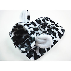 Hund Kostume Hundetøj Afslappet/Hverdag Geometrisk Sort/Hvid Kostume For kæledyr