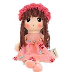 abordables muñecas-Muñeco de peluche 14inch Bonito, Segura para Niños, Encantador Chica Kid de Regalo