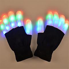 abordables Juguetes con Iluminación-Iluminación LED / Guantes LED Vacaciones Iluminación / Puntas de los Dedos Adulto Regalo 2 pcs
