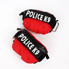 Hond rugzak Hondenkleding Casual/Dagelijks Letter & Nummer Zwart Oranje Rood Groen Blauw
