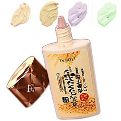 4 Base Corretivo Os protetores solares CC Cream Molhado Branqueamento Anti-Rugas Hidratante Nutrientes Rejuvenescimento da Pele Controlo