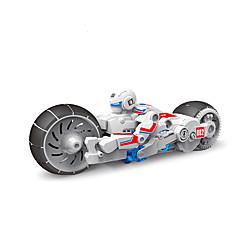 مجموعة اصنع بنفسك ألعاب تربوية ألعاب العلوم و الاكتشاف دراجة نارية ألعاب بدعة دراجة نارية سيارات الاطفال الأطفال 1 قطع