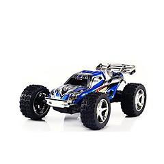 RC Car WL Toys 2019 2,4G Off Road Car Korkea nopeus 4WD Drift Car Lastenvaunut Maasturi * KM / H Muuttuvat nopeudet Kauko-ohjain