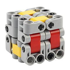 Oneindige kubus Bouwblokken Speeltjes Speeltjes Square Shape Stress en angst Relief Kantoor Bureau Speelgoed Volwassenen Stuks