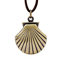 preiswerte Damenuhren-Damen damas Taschenuhr Quartz Armbanduhren für den Alltag Leder Band Analog Elegant Braun - Bronze Ein Jahr Batterielebensdauer