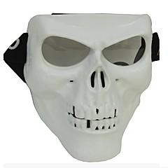 πλαστικό αποκριές προστατευτικό μάσκα σκελετό κρανίο υπαίθριο πρόσωπο