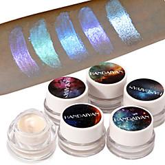 1 stks glitter hoogtepunt oogschaduw poeder palet hoge licht oogschaduw cosmetische make-up