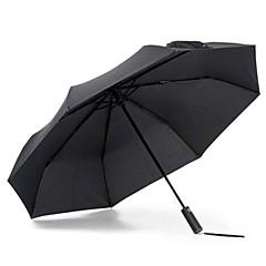 olcso -xiaomi esernyő napsütéses és esős napokig - fekete napfény-árnyékoló hőszigetelő anti-UV