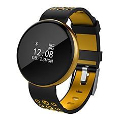 Yy mannen vrouw i8 bloeddruk zuurstof bluetooth smart armband hartslagmeter ip67 polsbandje fitness smart band voor ios en android
