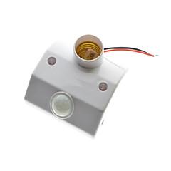 olcso LED-es kiegészítők-1 db E27 - E27 E27 Fényforrás Infravörös érzékelő Tompítható