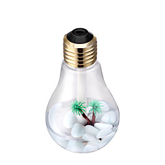 cheap Smart Home-DP-001 Colorful Bulb Humidifier Home Air Purifier USB Charging