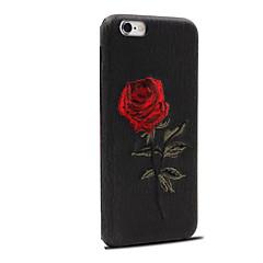 Кейс для Назначение Apple iPhone X iPhone 8 Защита от удара Задняя крышка Сплошной цвет Твердый PC для iPhone X iPhone 8 Plus iPhone 8