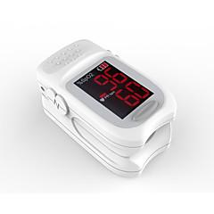 pontos fs10b led ujjlenyomat pulzoximéter oximetria vér oxigén telítettség monitor fehér szín