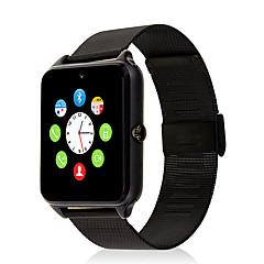 billige Elegante ure-Yy z60 smartwatch kamera stand sim kort tf facebook twitter smart vækkeur til android / ios