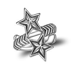 Жен. манжета кольцо корейский Мода Звезда Бижутерия Назначение Другое Для улицы