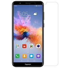 Screenprotector voor Huawei Honor 7X PET 1 stuks Voorkant screenprotector Ultra dun Mat Krasbestendig Anti-vingerafdrukken Anti-glans