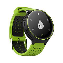 voordelige Smartwatches-Slimme armband Voor buiten Werkt met iOS en Androit systeem. Waterbestendig Lange stand-by Vibrerende Snellader Stemmingstracker