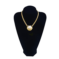 Women's Pendant Necklaces Shell Alloy Simple Fashion Jewelry For Gift Daily