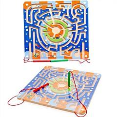 tanie -Klocki Magnetyczny labirynt Zabawki Samolot Święto Typ magnetyczny Cartoon Toy New Design Sztuk
