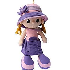 abordables muñecas-Muñeco de peluche 18inch Bonito, Juguete de dibujos animados, Segura para Niños Chica Kid de Regalo