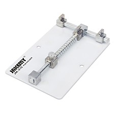 cheap Professional Tools-Universal Metal PCB Board Holder Fixture Work Station for iPhone Mobile Phone PDA MP3 Repair Tools
