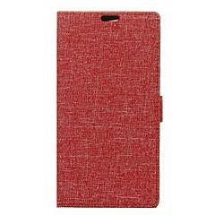 Недорогие Кейсы для iPhone 7-Кейс для Назначение iPhone 7 Plus IPhone 7 Apple iPhone 7 Plus iPhone 7 Бумажник для карт Кошелек Флип Чехол Сплошной цвет Твердый Кожа PU