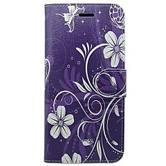 Недорогие Кейсы для iPhone X-Кейс для Назначение Apple iPhone X / iPhone 8 / iPhone 8 Plus Кошелек / Бумажник для карт / со стендом Чехол Мандала / Цветы Мягкий Кожа PU для iPhone X / iPhone 8 Pluss / iPhone 8