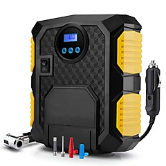 cheap Automotive Tools & Equipment-CZK-3609 Portable Air Compressor Pump Auto Digital Tire Inflator 12V 150 PSI Tire Pump for Car Truck Bicycle RV and Other Inflatables