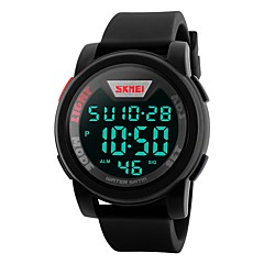 Men's Kid's Casual Watch Sport Watch Fashion Watch Chinese Digital Calendar / date / day Water Resistant / Water Proof Stopwatch