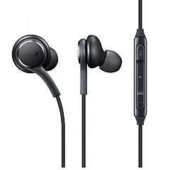 billiga Headsets och hörlurar-S8 I öra Kabel Hörlurar Dynamisk Plast Mobiltelefon Hörlur Ergonomisk Comfort-Fit headset