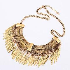 Women's Classic Fashion Statement Jewelry Pendant Necklace , Alloy Pendant Necklace , Classic Fashion Statement Jewelry Birthday Evening