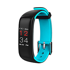preiswerte Damenuhren-Herrn / Damen Sportuhr / Digitaluhr Chinesisch Bluetooth / Chronograph / Wasserdicht Silikon Band Freizeit / Minimalistisch Schwarz / Schrittzähler