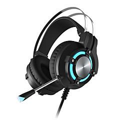dareu ch409 kuulokkeet kuulokkeet 7.1 äänikanava ääni kevyt paino 50mm ääniyksikkö