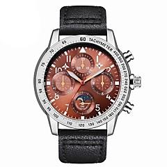 Heren Kinderen Sporthorloge Modieus horloge Unieke creatieve horloge Chinees Kwarts Kalender Chronograaf Waterbestendig Vrijetijdshorloge