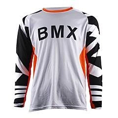 Недорогие Мотоциклетные куртки-мудрость оставляет мотоцикл кросс-кантри джерси собственный горный велосипед hd downhill кросс-кантри джерси наружные спортивные футболки