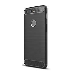 お買い得  その他のケース-ケース 用途 OnePlus OnePlus 5T 5 超薄型 バックカバー 純色 ソフト TPU のために One Plus 5 OnePlus 5T One Plus 3 One Plus 3T