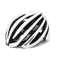 billige Hjelme-MOON Bike Helmet CE Cykling 36 Ventiler Justerbar En del Bjerg Urban Ultra Lys (UL) Sport Ungdom PC EPS Bjerg Cykling Vej Cykling