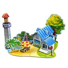 رخيصةأون -ألعاب المنطق و التركيب ألعاب مربع الشاطئBeach Theme رائع من صنع يدوي التفاعل بين الوالدين والطفل البلاستيك اللين الأطفال للبالغين 1 قطع