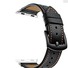 abordables Correas para Apple Watch-Ver Banda para Apple Watch Series 4/3/2/1 Apple Hebilla Moderna Piel Correa de Muñeca